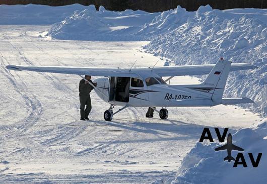 Cessna – лидер по количеству самолетов в России