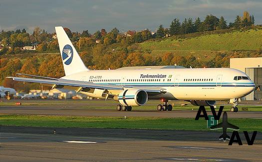 Лукашенко захотел себе самолет Туркменбаши