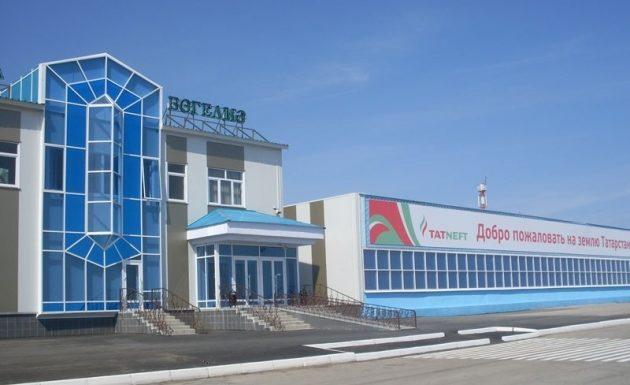 Меридиан провел аудит аэропорта Бугульма