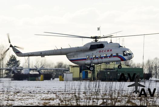 МВД будет возить полицейских и солдат на VIP-вертолетах