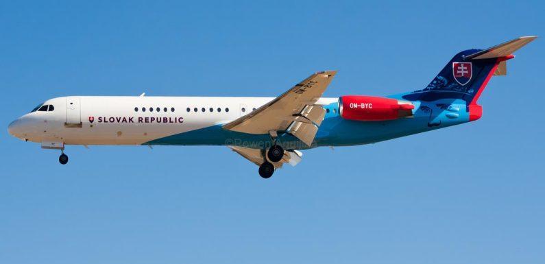 Правительство Словакии продолжает модернизировать авиапарк