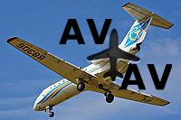 Росавиация приостановила действие сертификата эксплуатанта АК «АэроРент»
