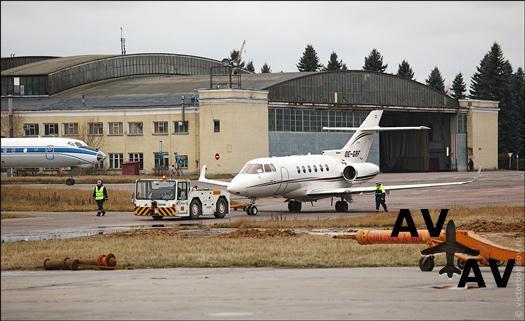 Российская бизнес-авиация в 2011