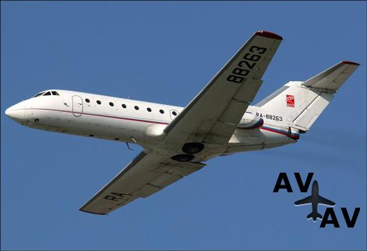 Самолет для министров