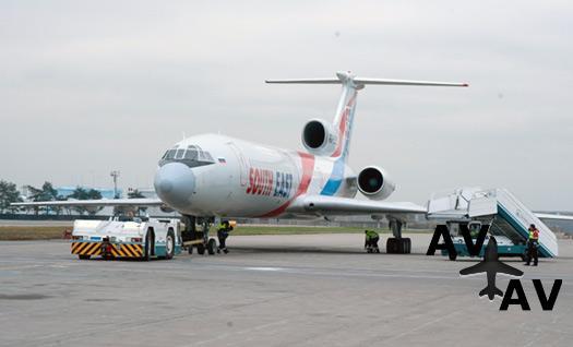 Самолет резидентов