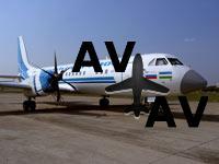 Сегодня стартовал презентационный полет нового самолета Ил-114-100.