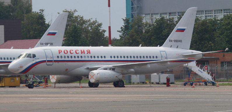 СЛО «Россия» приступает к эксплуатации SSJ