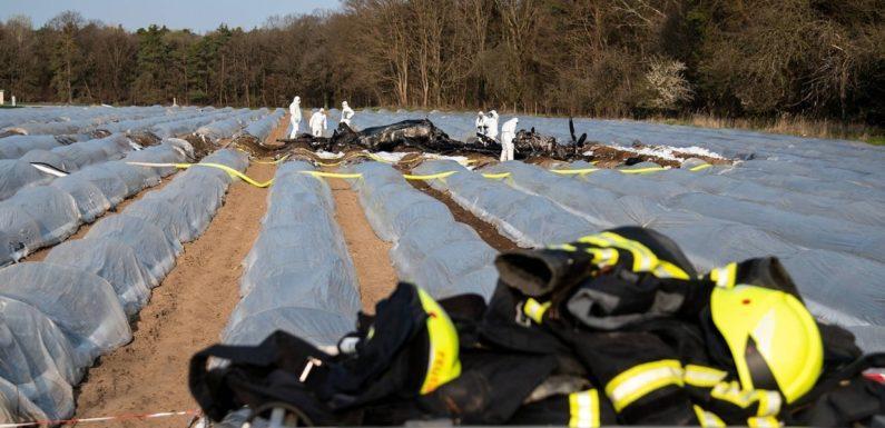 Случаи гибели известных бизнесменов в авиакатастрофах