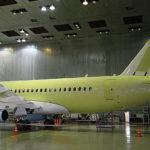 SSJ для Погранслужбы Казахстана выполнил первый полет