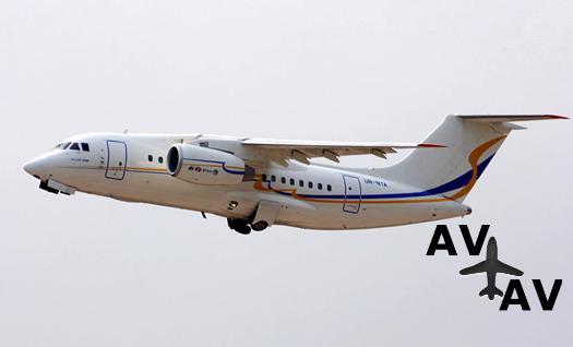 Украинские чиновники пересядут на  Ан-148VIP